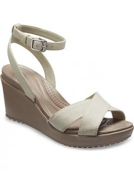 LEIGH II ANKLE STRAP WEDGE